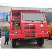 Mining dump truck from China (mainland)