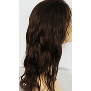 Human hair full lace wig from China (mainland)
