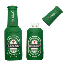 China Bottle-shaped USB Flash Drives
