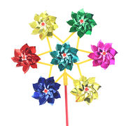 China Festival party decoration windmill toothpick
