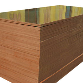 Shuttering Plywood from China (mainland)