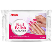 Special Formulated Nail Polish Wipes from Indonesia