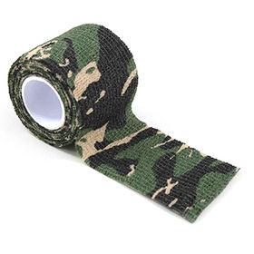 Camouflage Self Adhesive Bandage from China (mainland)