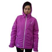 Women's ski jackets from China (mainland)