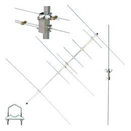 Detachable dual band 144/430MHz 9dBi yagi antenna from China (mainland)