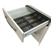 Kitchen DIY stainless steel cutlery trays from China (mainland)