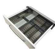 Adjustable Kitchen stainless cutlery trays from China (mainland)