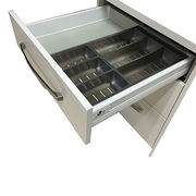 Kitchen stainless steel cutlery trays from China (mainland)