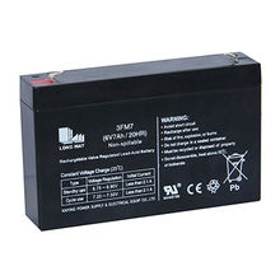 6V/7Ah AGM Battery from China (mainland)