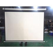 Wholesale Manual wall self lock projection screen, Manual wall self lock projection screen Wholesalers