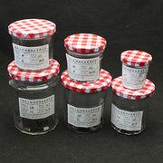 Glass honey jar from China (mainland)