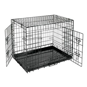 Steel pet puppy cage kennel from China (mainland)