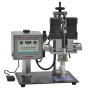 Semi automatic spray bottle capping machine from China (mainland)