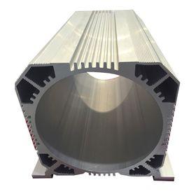China Aluminum Extrusion, motor shell