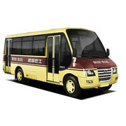 Oversea Assembly 6650N3 Mini Bus from China (mainland)