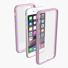 Back and front anti-scratch PC + soft TPU case from China (mainland)