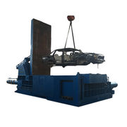 Scrap car recycle machine from China (mainland)