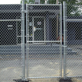 China Chain link fence gate