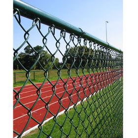 Tennis court chain link fence Hebei Zhengjia Wire Mesh Manufacture Co. Ltd