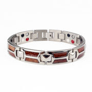 Fashion stainless steel bracelet from China (mainland)