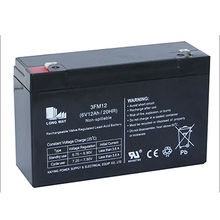 6V/112Ah small size battery from China (mainland)