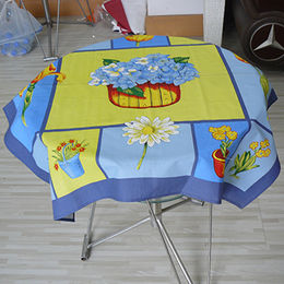 Printing Cotton Tablecloth from China (mainland)