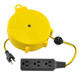 Mini retractable cable reel from China (mainland)