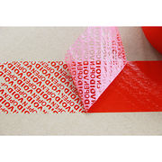 Tamper Evident Seal Tape from China (mainland)