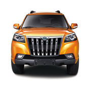 China Black strong SUV CKD SKD available for local assembling