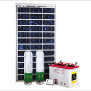 Solar Home Lighting System from India