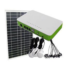 China 3W mini DC solar power system kits