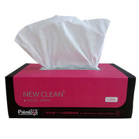 New Products Multi-purpose Dry Bamboo Wipes