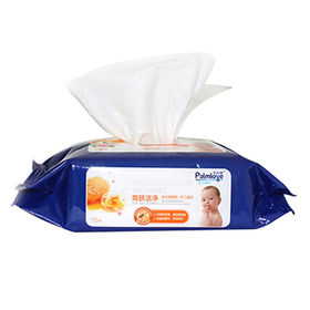 Palmbaby Sensitive Wipes, 80 Counts