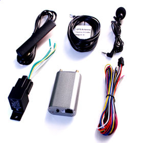 Car GPS Tracking System TK108 from China (mainland)