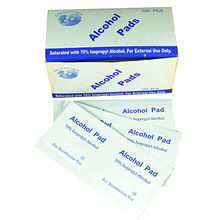 Medical Disposable Sterile Alcohol Pads