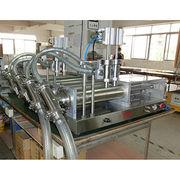 High-speed pneumatic liquid filling machine from China (mainland)