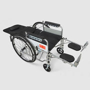 Fully reclining manual wheelchair from China (mainland)