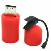 New cartoon fire extinguisher USB flash pen drive from China (mainland)