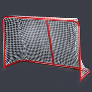 "high quality standard ice hockey goals 72"" square from China (mainland)"