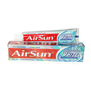 China Whitening Toothpaste, Weighs 120g, OEM Orders are Welcome, HACCP Certified