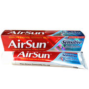 AirSun Sensitive Relief Functional Toothpaste from Yiwu Airsun Commodity Co. Ltd