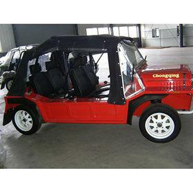 China 5kW Electric Mini Moke