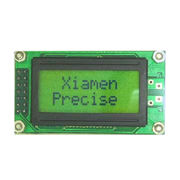 Precise 8 x 2 Characters Dot-matrix LCD Module Display