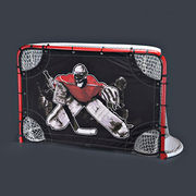 "High quality standard ice hockey goals 72"" Round from China (mainland)"