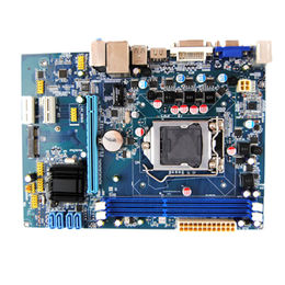 China H61 mini itx motherboard for desktop,Supports DDR3 1,333/1,066/800 memory,brand OEM available