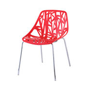 Fashion plastic office chair home use furniture SS from China (mainland)