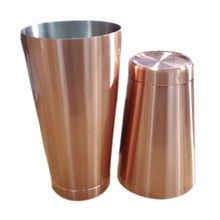 Copper Bar Shaker from India