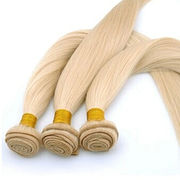 Colored Brazilian Body Wave Human Hair Weaves from China (mainland)