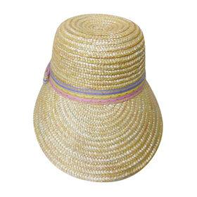 Women's Straw Sunhat from China (mainland)