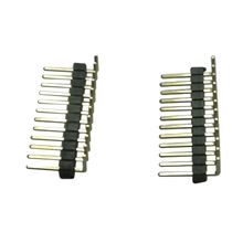 China Right Angle 10-pin Pin Headers